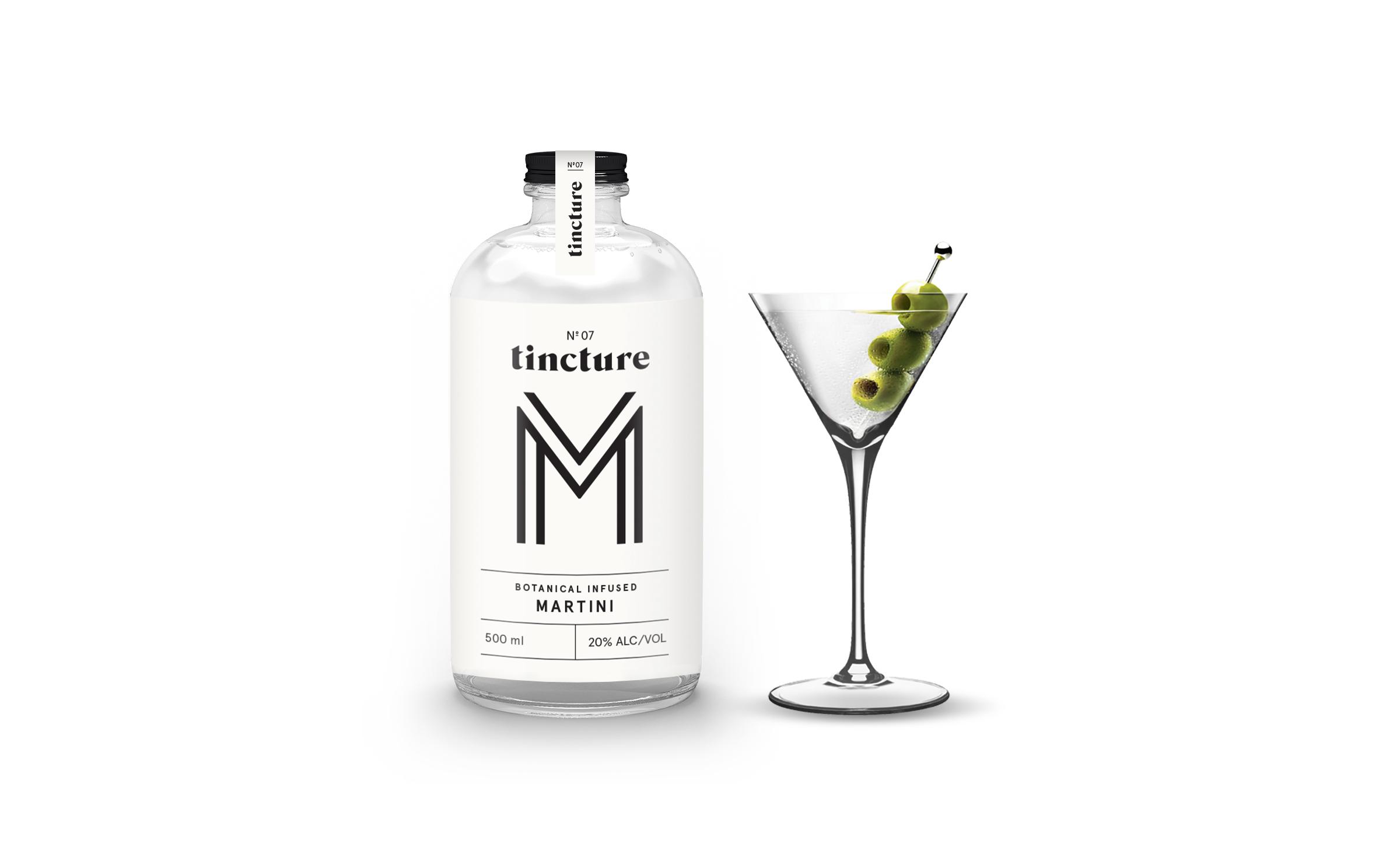 Martini-Wide